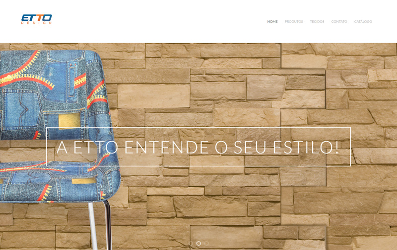 Website Etto Design